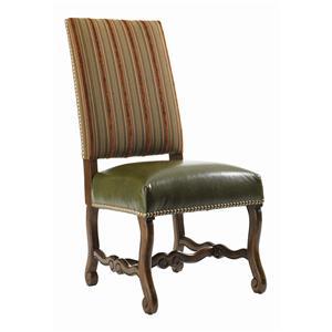 Lexington Lexington Leather Camden Side Chair