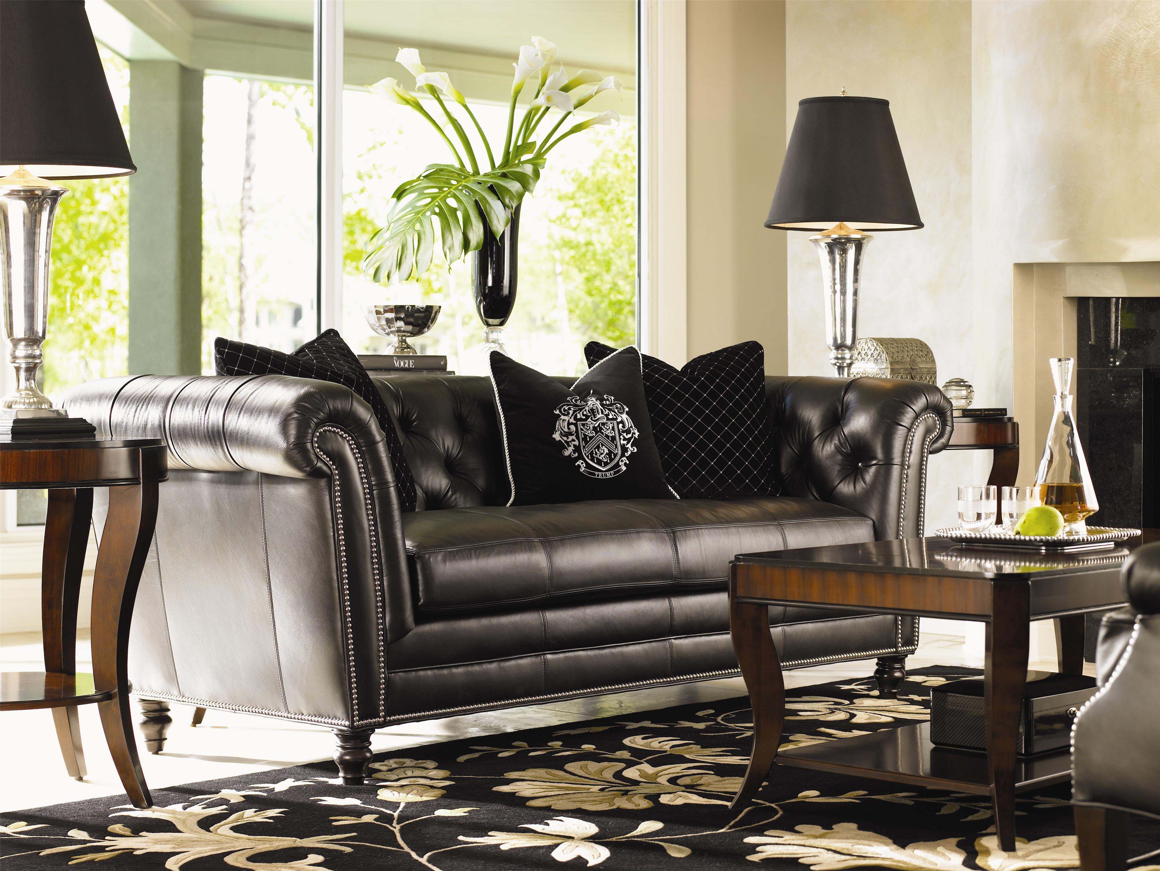 Lexington Lexington Leather Ll7250 33 Westchester Tufted