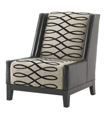 Lexington Leather Pearl Chair by Lexington at Johnny Janosik