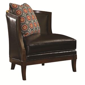 Lexington Lexington Leather Garland Left Arm Facing Chair