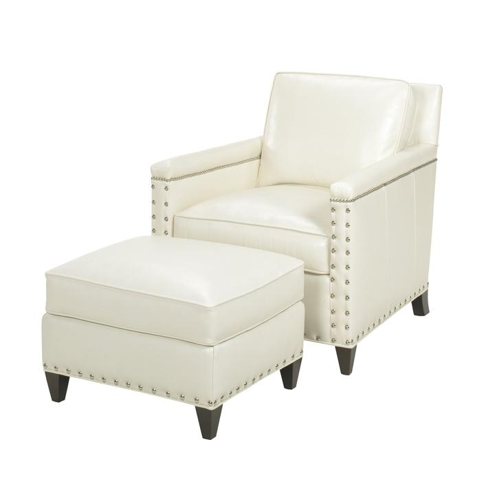 Chase Chair and Ottoman