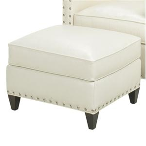 Lexington Lexington Leather Chase Ottoman
