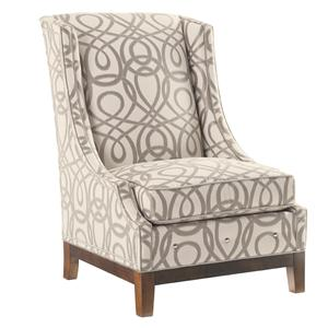 Lexington Mirage Ava Wing Chair