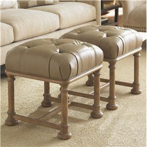 Lexington Monterey Sands Eaton Ottoman