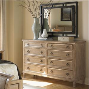 Lexington Monterey Sands Hollister Dresser & Salinas Mirror
