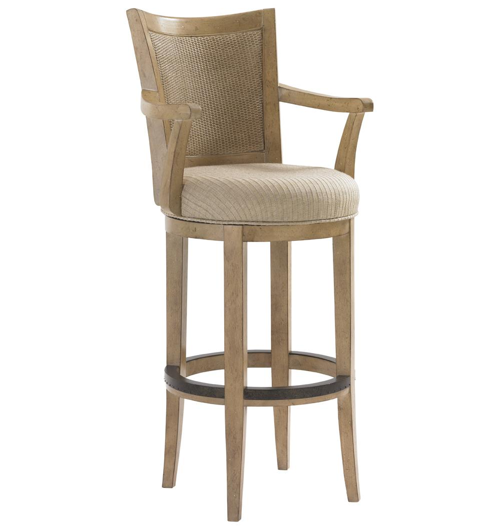 Carmel Swivel Bar Stool
