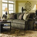 Lexington Personal Design Series <b>Customizable</b> Overland Sofa - Item Number: 7451-33 S
