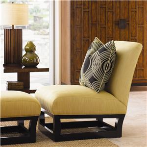 Fusion Chair & Ottoman