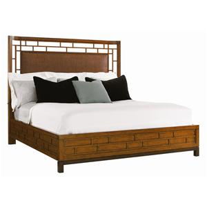 Tommy Bahama Home Ocean Club King Paradise Point Bed