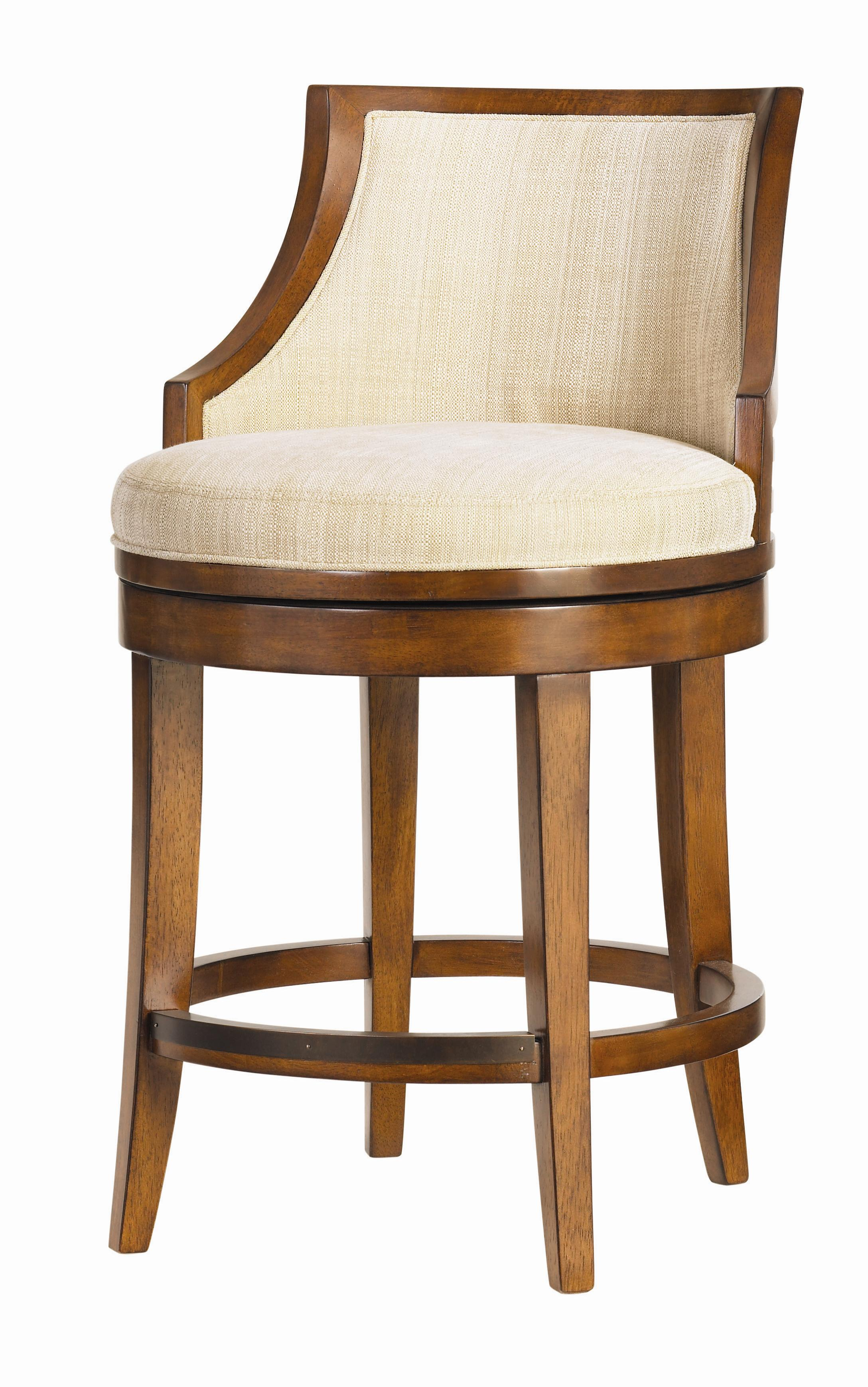 Tommy Bahama Home Ocean Club <b>Quick Ship</b> Cabana Counter Stool - Item Number: 536-815-01