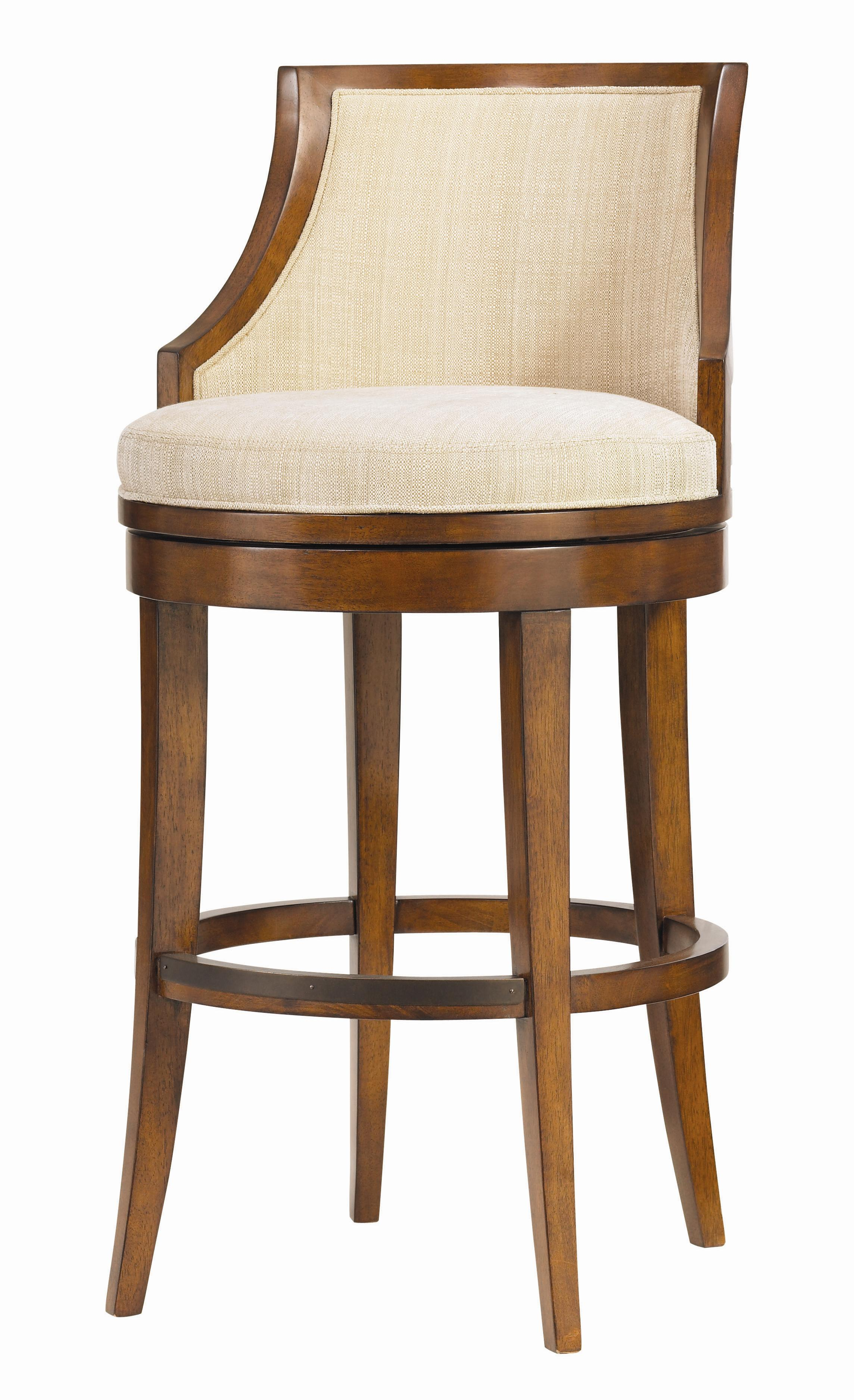 Tommy Bahama Home Ocean Club <b>Customizable</b> Cabana Bar Stool - Item Number: 536-816