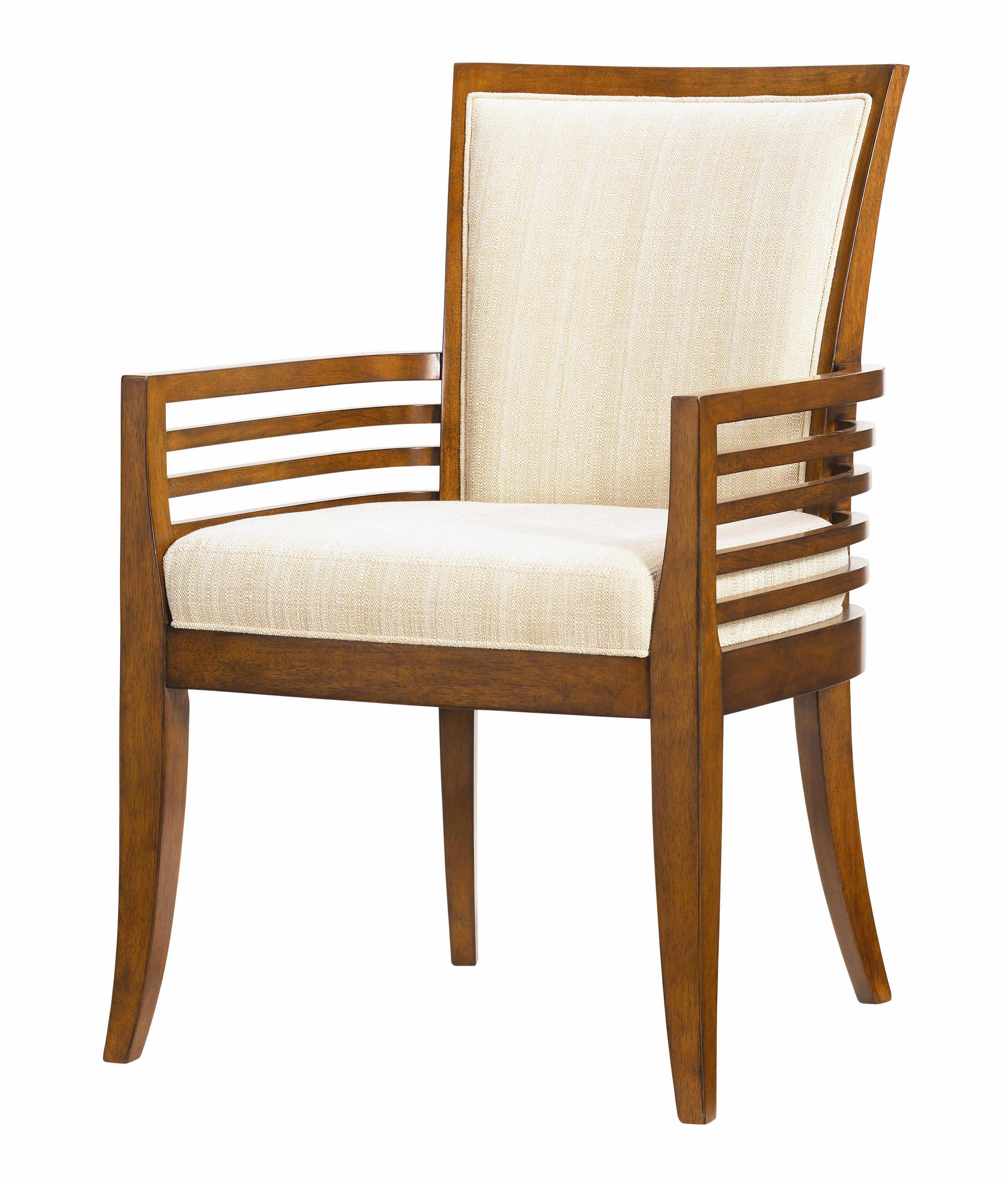 Ocean Club <b>Customizable</b> Kowloon Arm Chair by Tommy Bahama Home at Baer's Furniture