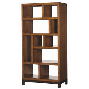 Tradewinds Bookcase/Etegere