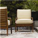 Tommy Bahama Home Ocean Club Infinity Chair with Horizontal Slats