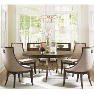 Lexington Tower Place 6 Piece Dining Set