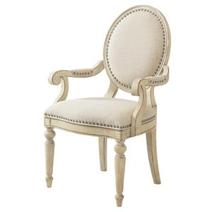 Lexington Twilight Bay <b>Customizable</b> Byerly Arm Chair
