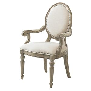 Lexington Twilight Bay <b>Customizable</b> Byerly Arm Chair