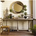 Lexington Twilight Bay Juliette Mirror - Console Table No Longer Available From Manufacturer