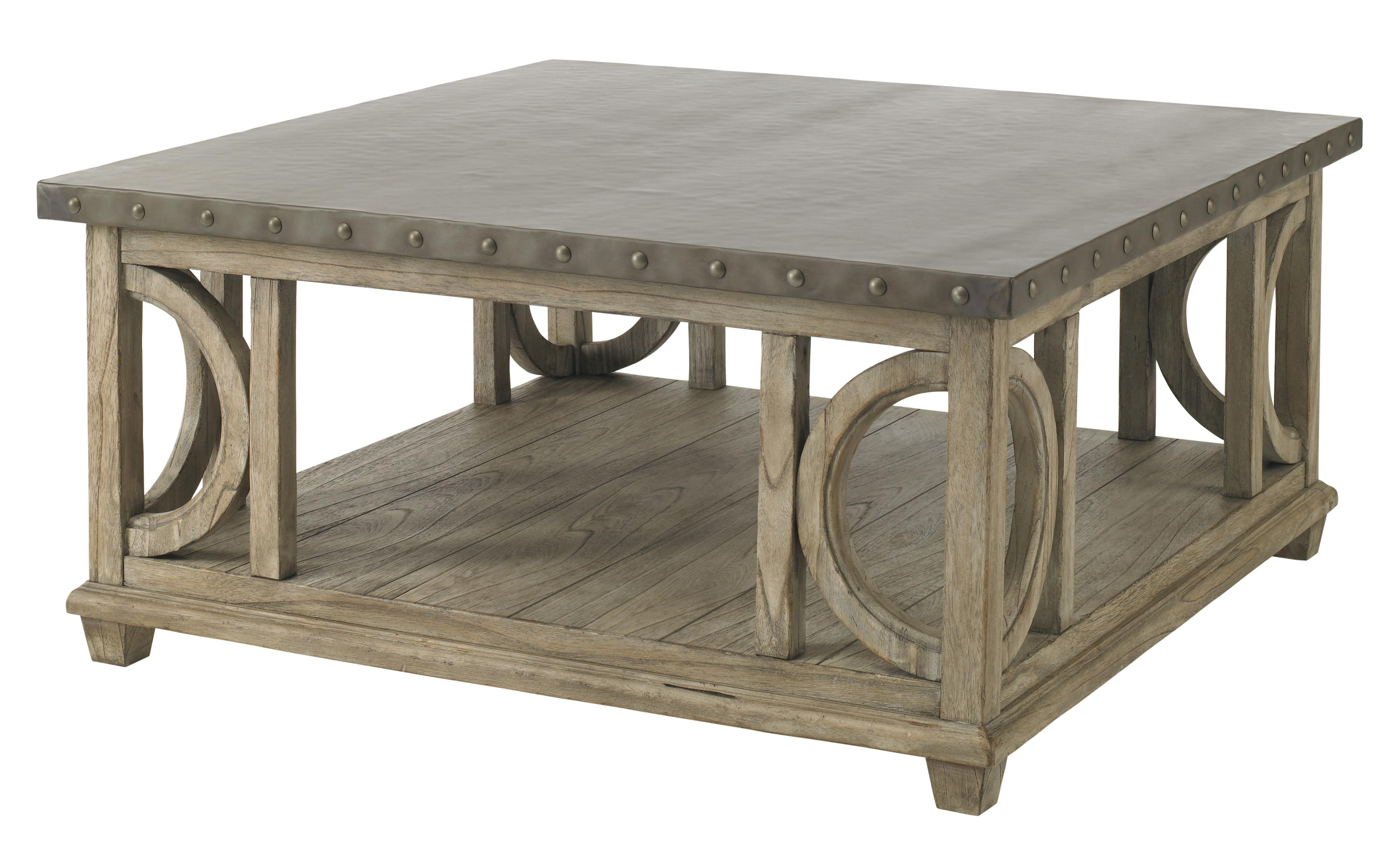 Twilight Bay Wyatt Cocktail Table by Lexington at Baer's Furniture