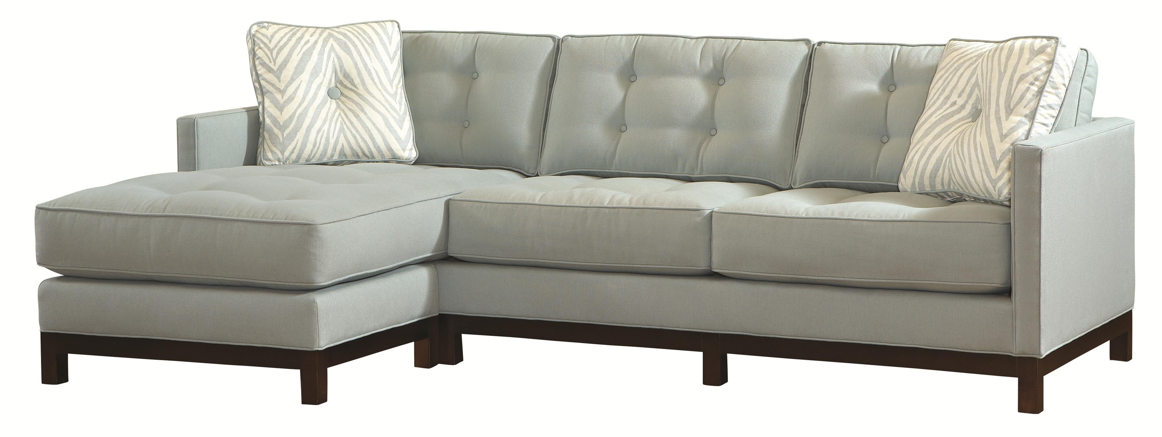 Urban Spaces - Fleetwood Bi-Sectional by Lexington at Baer's Furniture
