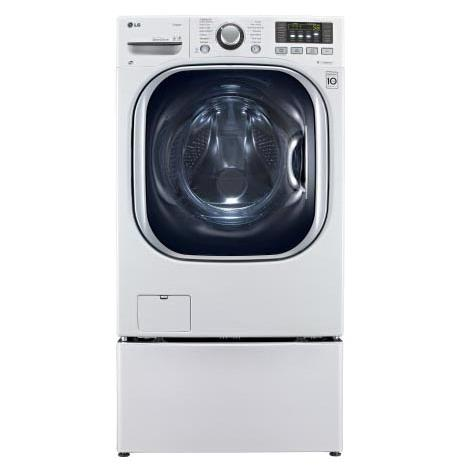 LG Appliances All-In-One Washer and Dryer 4.3 Cu. Ft. Washer Dryer Combo - Item Number: WM3997HWA