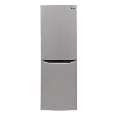 LG Appliances Bottom Graphite 10 Cu. Ft. Bottom-Mount Refrigerator - Item Number: LBN10551PS