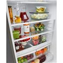 LG Appliances Bottom Freezer Refrigerators ENERGY STAR® Large Capacity Bottom Freezer Refrigerator with Ice Maker