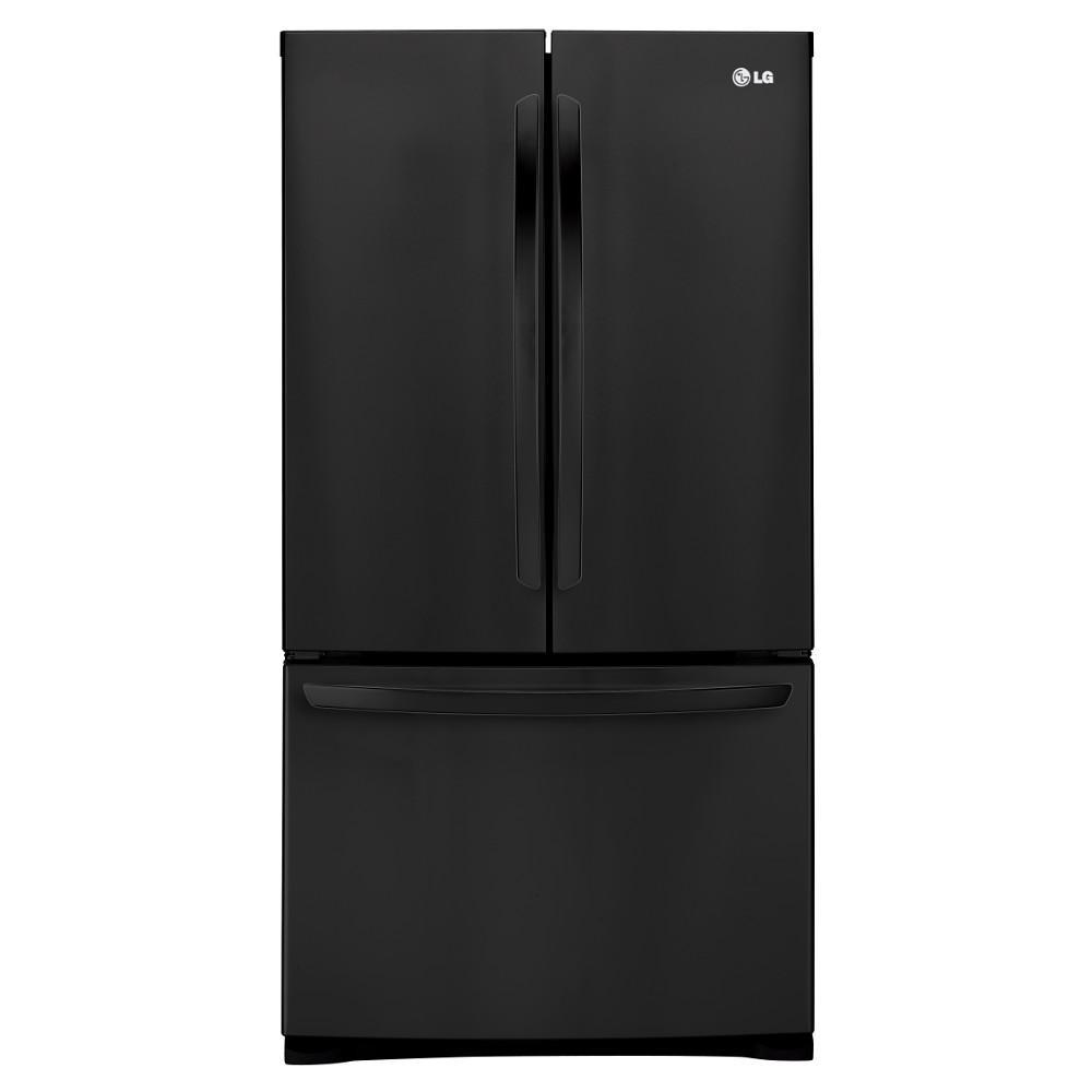 LG Appliances Bottom Freezer Refrigerators 28 Cu.Ft. Ultra-Large Capacity Refrigerator - Item Number: LFC28768SB