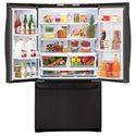 LG Appliances Bottom Freezer Refrigerators ENERGY STAR® 28 Cu.Ft. 3-Door Ultra-Large Capacity French Door Refrigerator