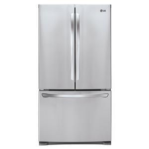 LG Appliances Bottom Freezer Refrigerators 28 Cu.Ft. Ultra-Large Capacity Refrigerator