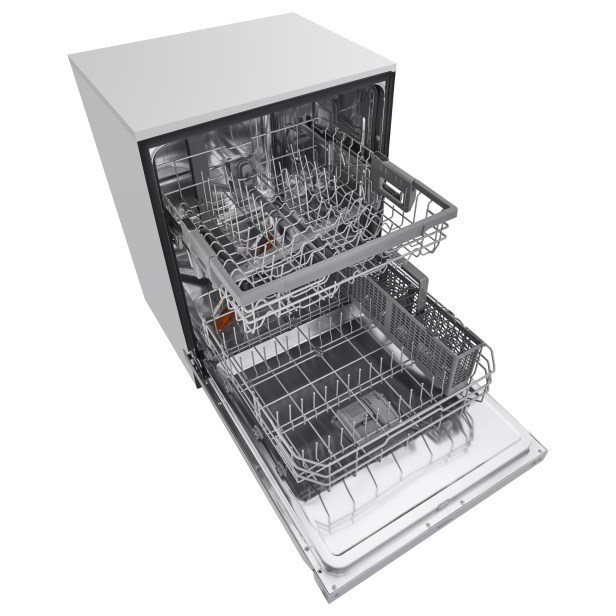 Lg Appliances Ldf5545stfront Control Dishwasher With