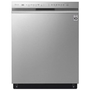 Front Control Smart wi-fi Enabled Dishwasher