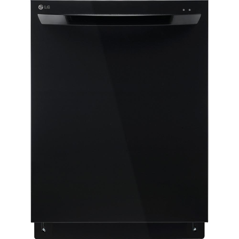 """LG Appliances Dishwashers 24"""" Built-In Tall Tub Dishwasher - Item Number: LDF7774BB"""