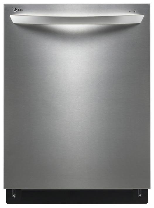 "LG Appliances Dishwashers 24"" Built-In Tall Tub Dishwasher - Item Number: LDF7774ST"
