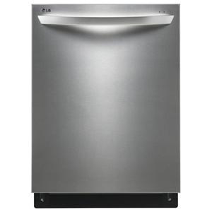 "LG Appliances Dishwashers 24"" Built-In Tall Tub Dishwasher"