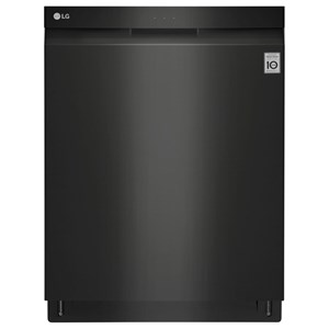 LG Appliances Dishwashers- LG Top Control QuadWash? Dishwasher
