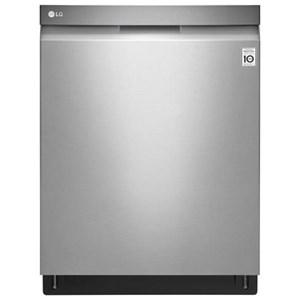 LG Appliances Dishwashers Top Control QuadWash™ Dishwasher