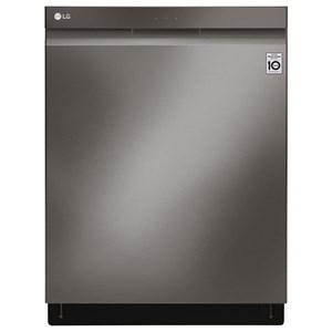 Smart Dishwasher with QuadWash?