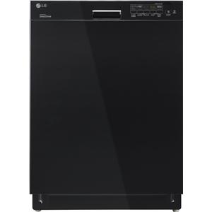 "LG Appliances Dishwashers 24"" Built-In Dishwasher"