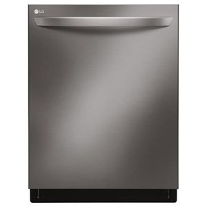 LG Appliances Dishwashers- LG Top Control QuadWash™ Dishwasher