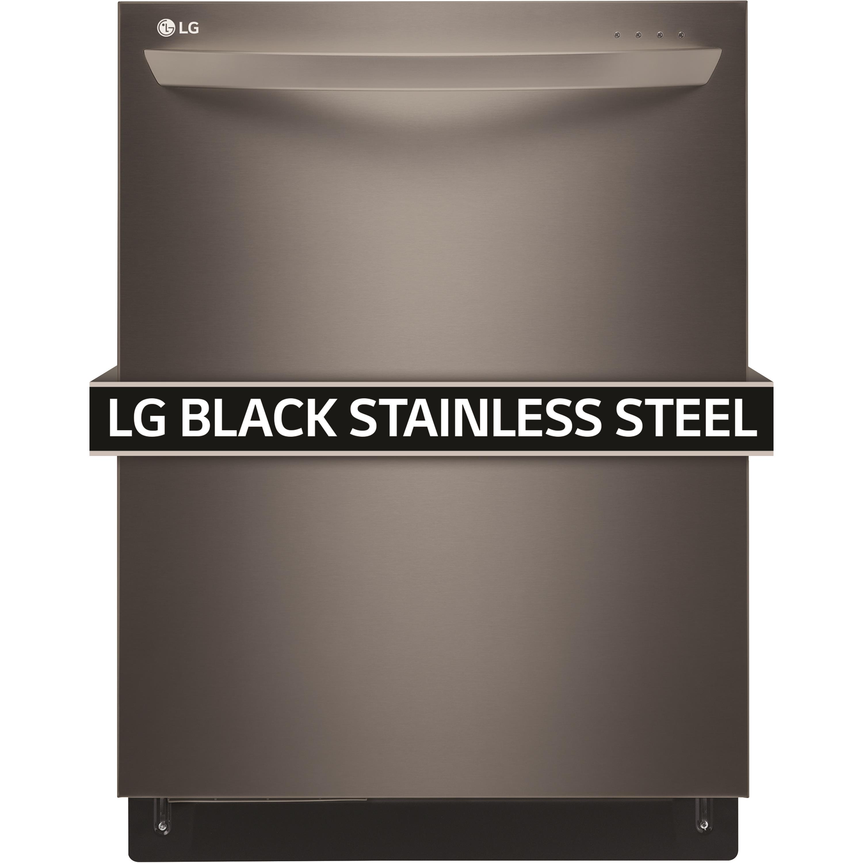 LG Appliances Dishwashers- LG Fully Integrated Dishwasher - Item Number: LDT9965BD