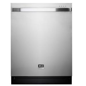 LG Appliances Dishwashers Fully Integrated Dishwasher