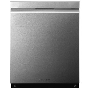 LG SIGNATURE Top Control Dishwasher with QuadWash™