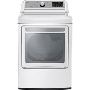 LG Appliances Dryers 7.3 cu. ft. Super Capacity Electric Dryer
