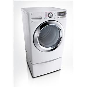 LG Appliances Dryers 7.4 cu. ft. Front Load Electric Dryer