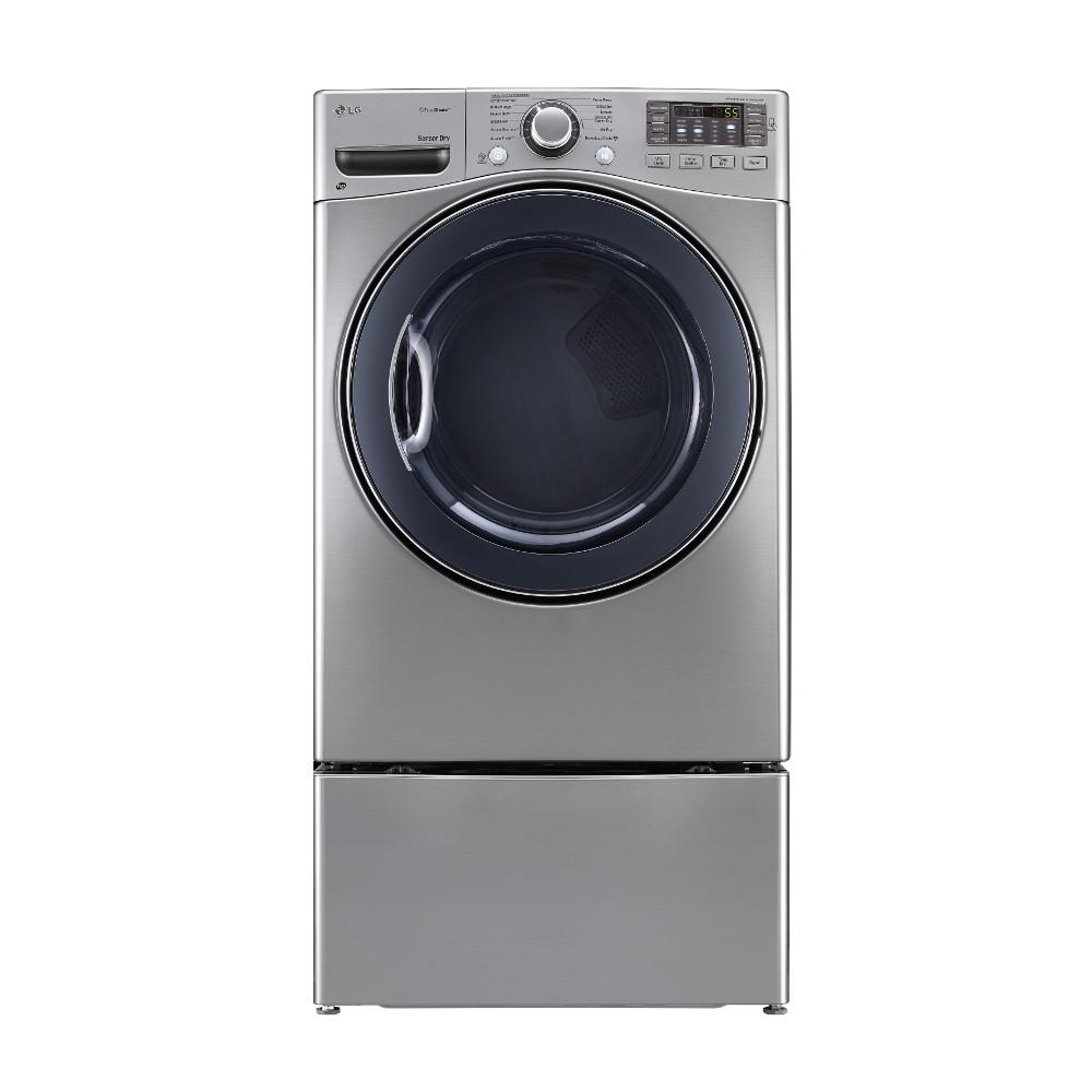 LG Appliances Dryers 7.4 Cu. Ft. Front-Load Electric Dryer - Item Number: DLEX3570V