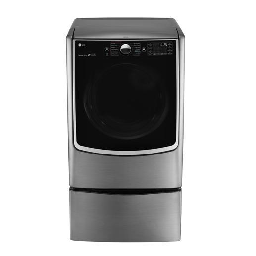 LG Appliances Dryers 7.4 Cu. Ft. Capacity Electric Dryer - Item Number: DLEX5000V