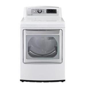 LG Appliances Dryers 7.3 cu.ft. Ultra Large SteamDryer™