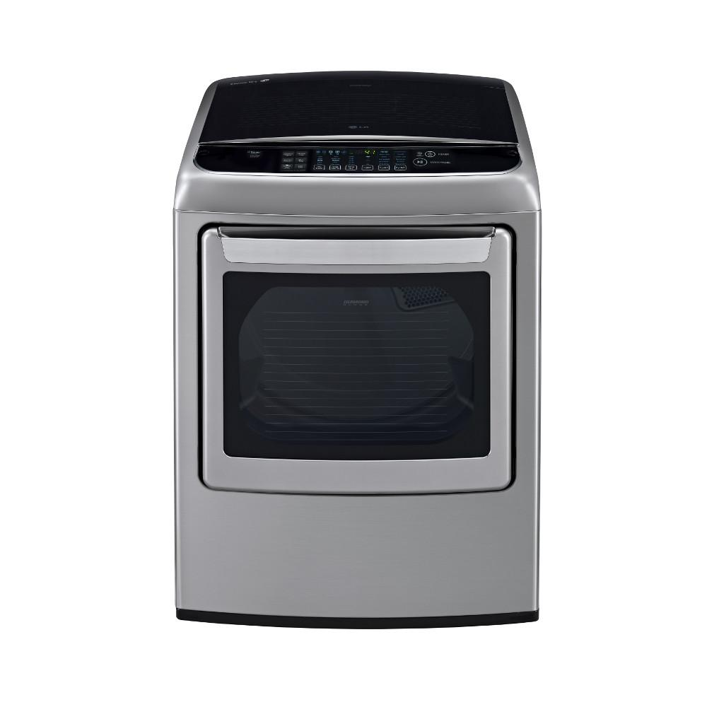 LG Appliances Dryers 7.3 Cu. Ft. Front-Load Electric Dryer - Item Number: DLEY1701V