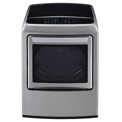 LG Appliances Dryers 7.3 cu. ft. Ultra Large Capacity SteamDryer™ - Item Number: DLEY1701VE